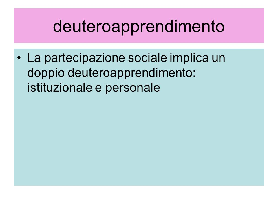 deuteroapprendimento