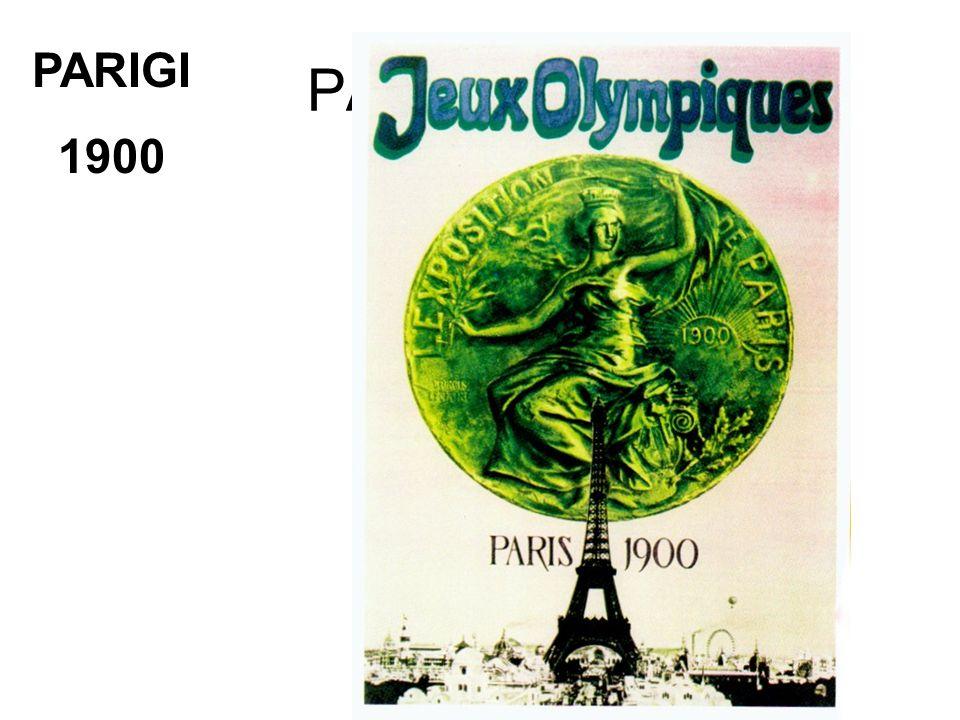 PARIGI 1900 PARIGI 1900