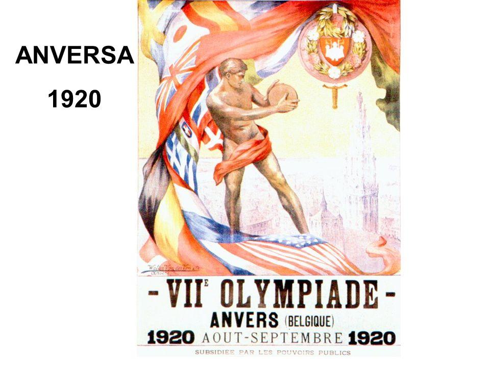 ANVERSA 1920