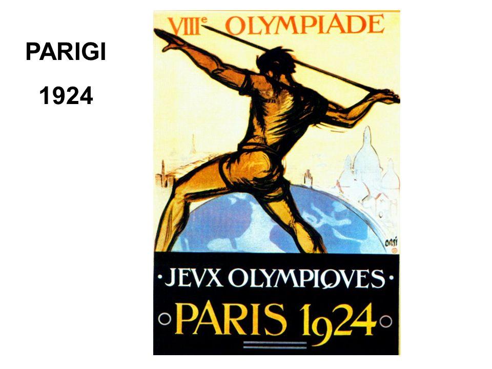 PARIGI 1924