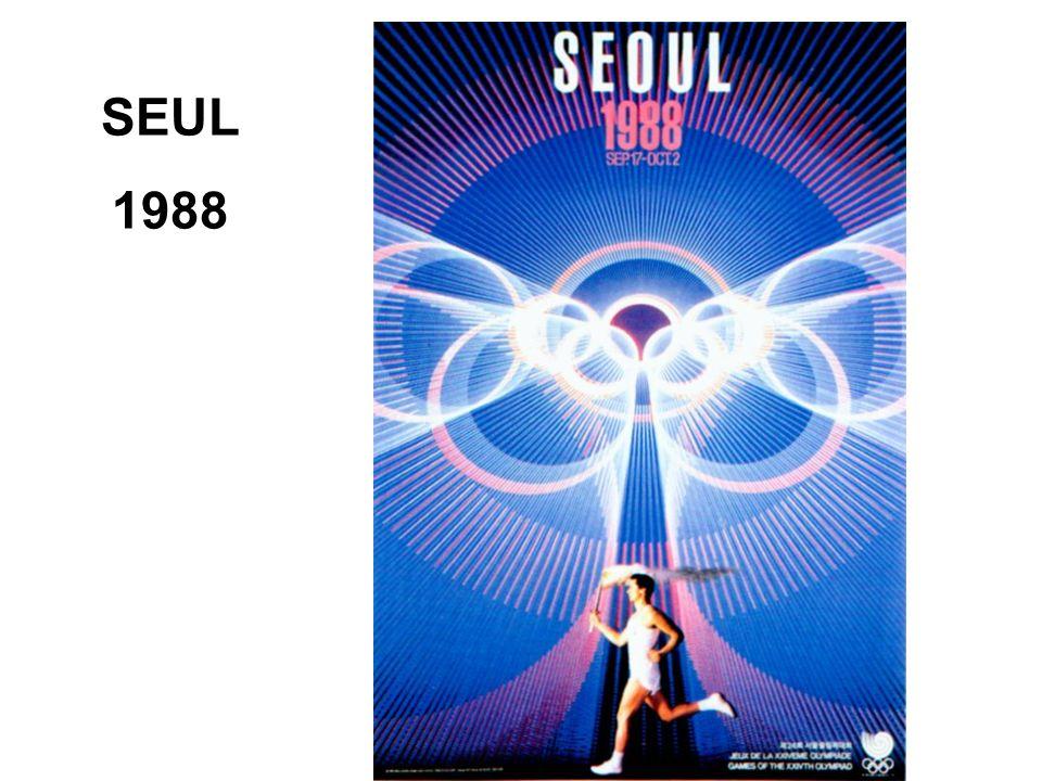 SEUL 1988