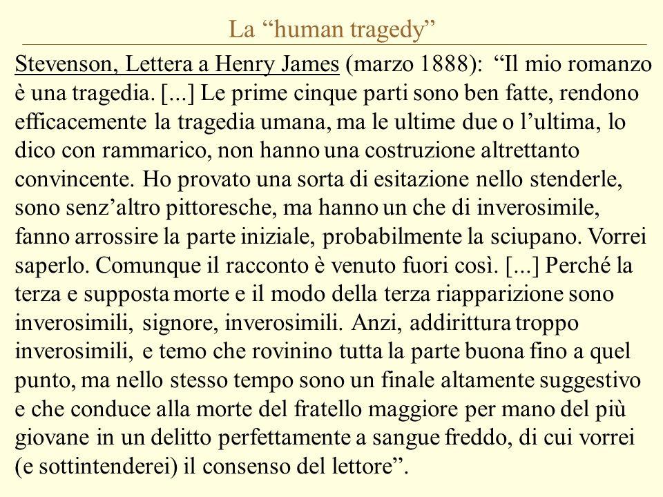 La human tragedy