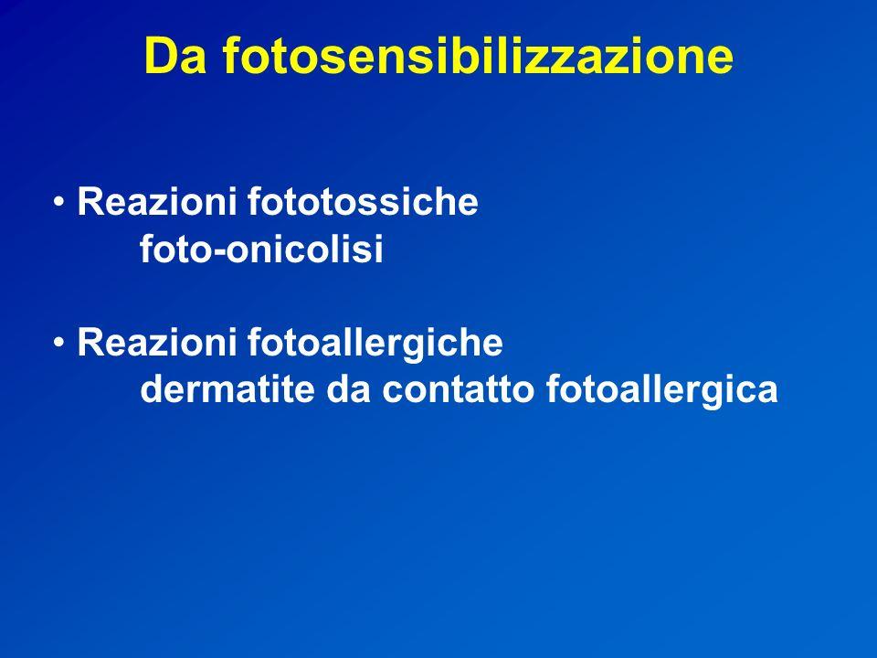Da fotosensibilizzazione