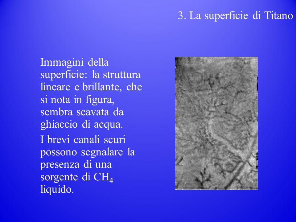3. La superficie di Titano