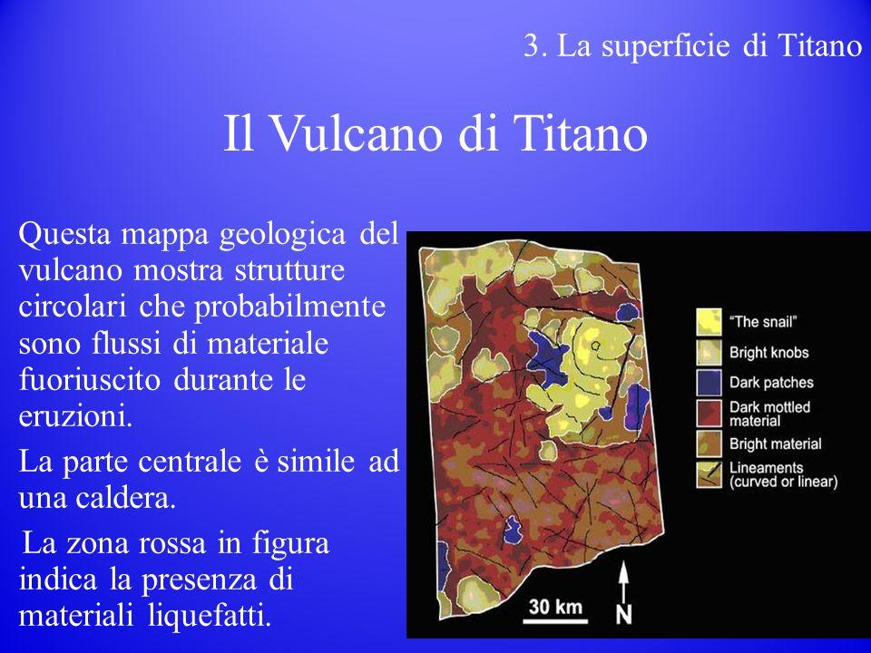 Il Vulcano di Titano 3. La superficie di Titano