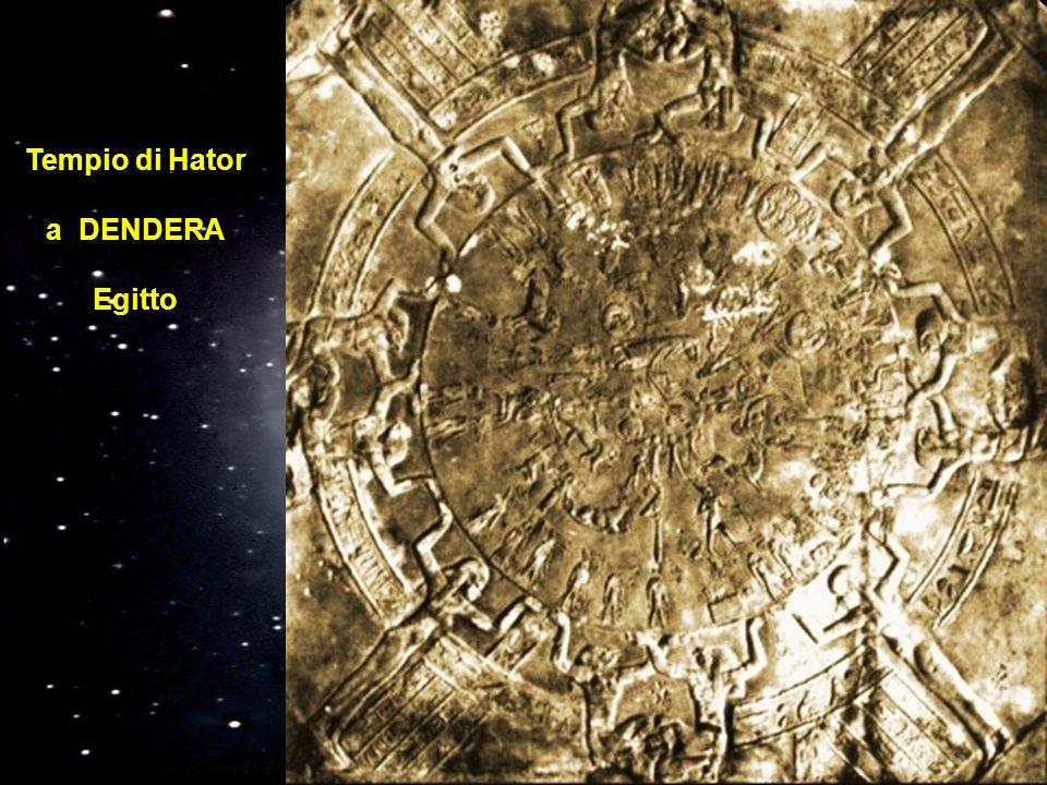 Tempio di Hator a DENDERA Egitto