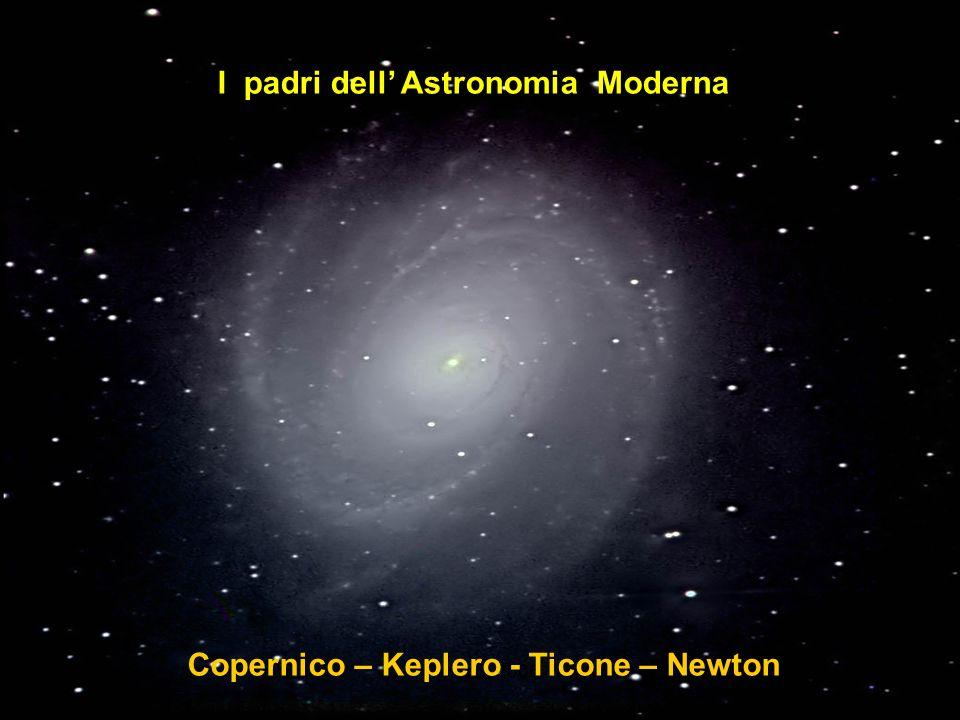 I padri dell' Astronomia Moderna