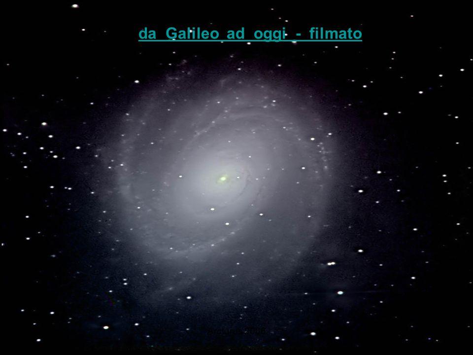 da Galileo ad oggi - filmato