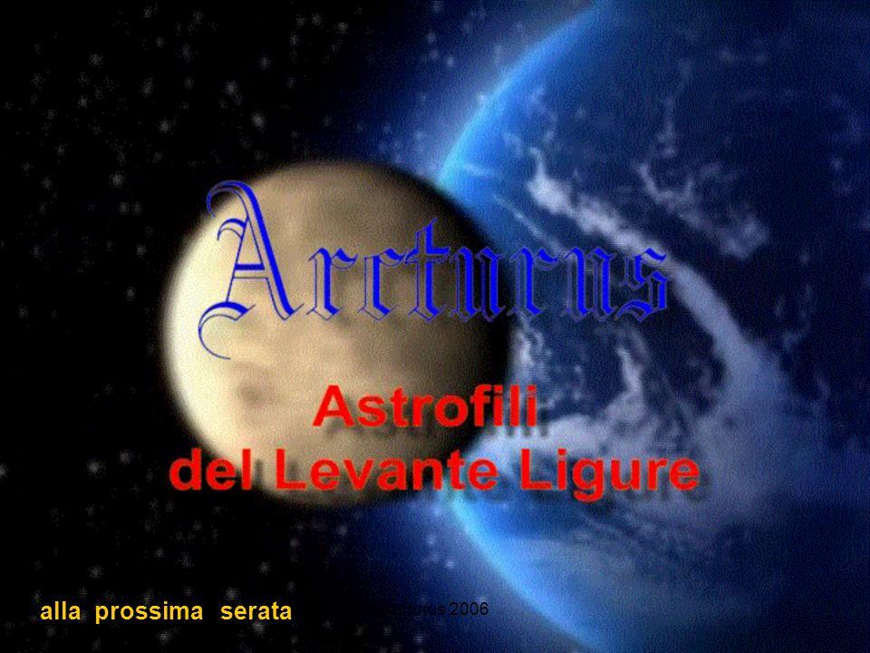 alla prossima serata Arcturus 2006