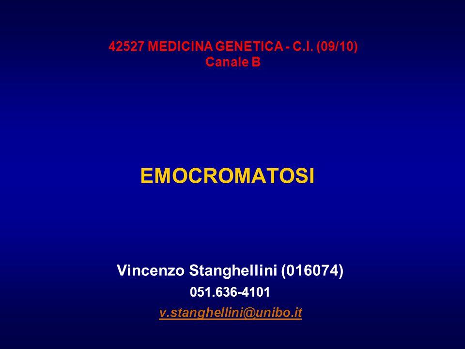 42527 MEDICINA GENETICA - C.I. (09/10)