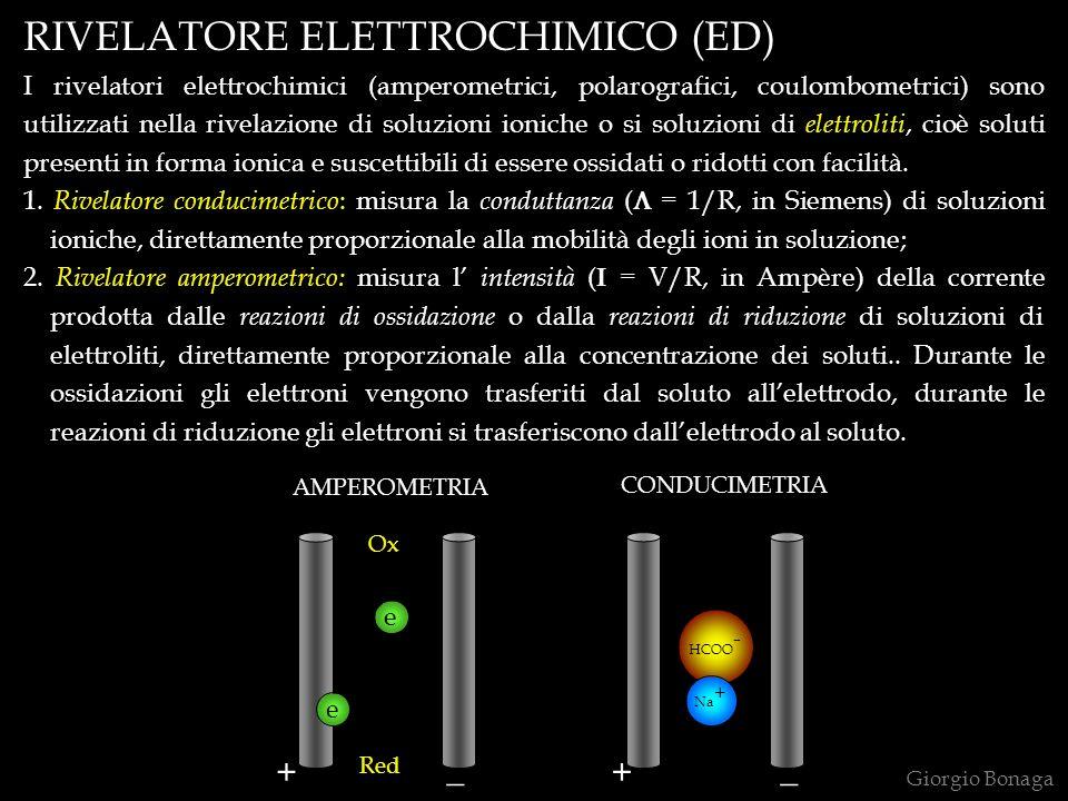 RIVELATORE ELETTROCHIMICO (ED)