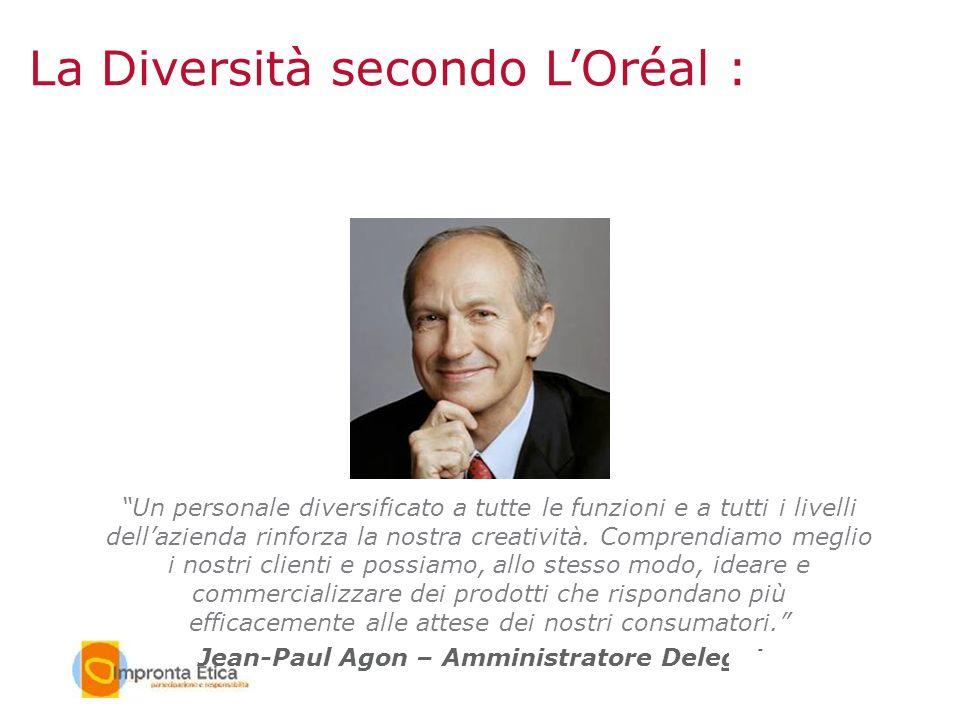 Jean-Paul Agon – Amministratore Delegato