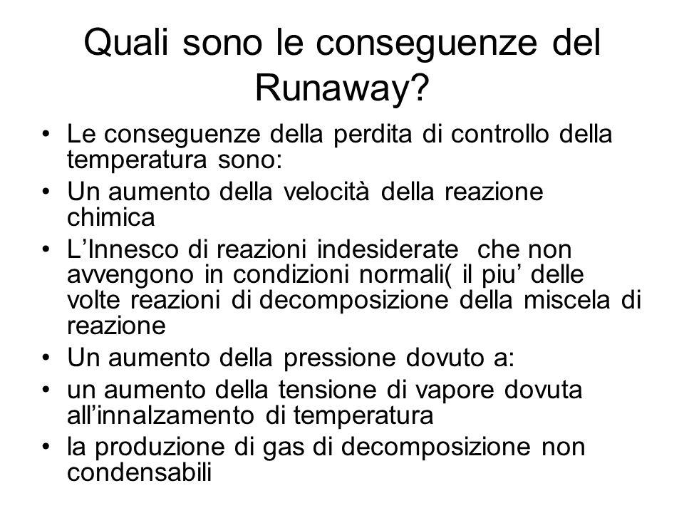 Quali sono le conseguenze del Runaway