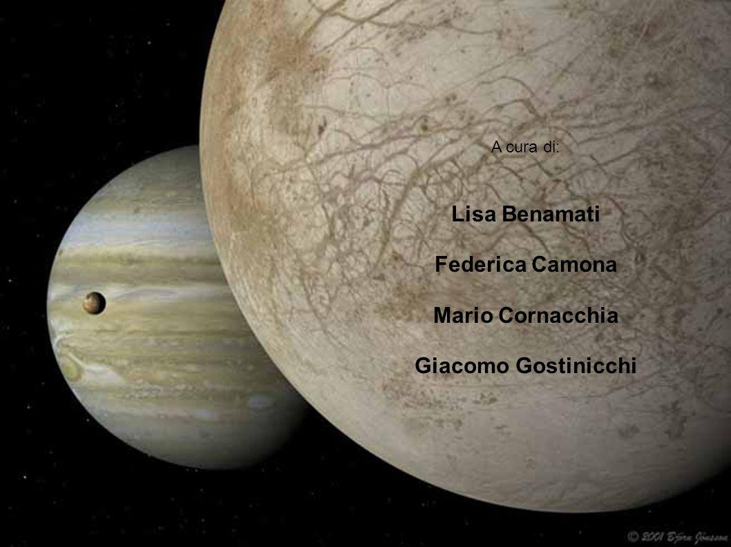 Lisa Benamati Federica Camona Mario Cornacchia Giacomo Gostinicchi