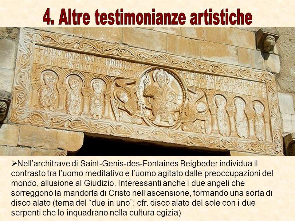 4. Altre testimonianze artistiche