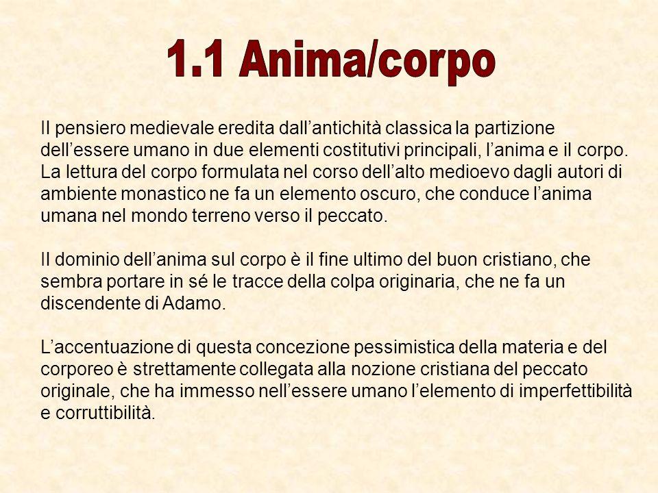 1.1 Anima/corpo