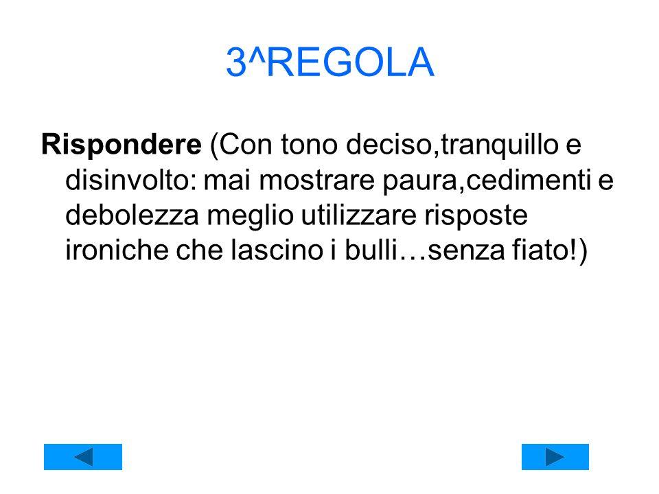 3^REGOLA