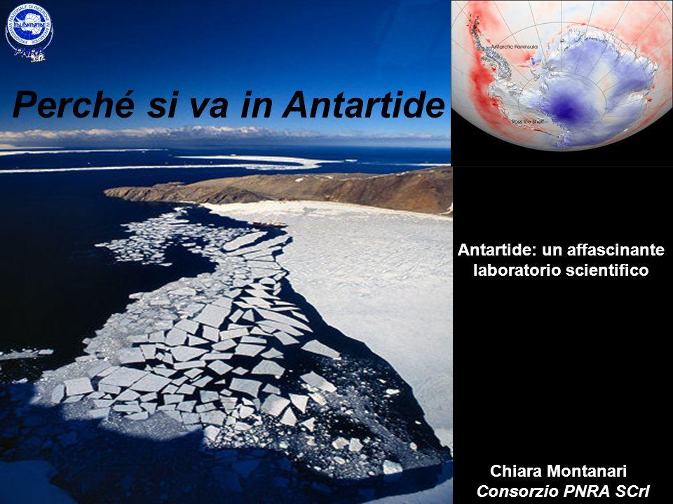 Perché si va in Antartide