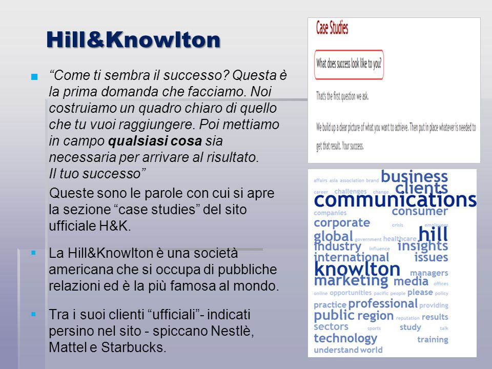 Hill&Knowlton
