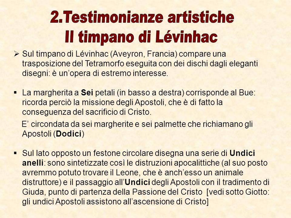 2.Testimonianze artistiche