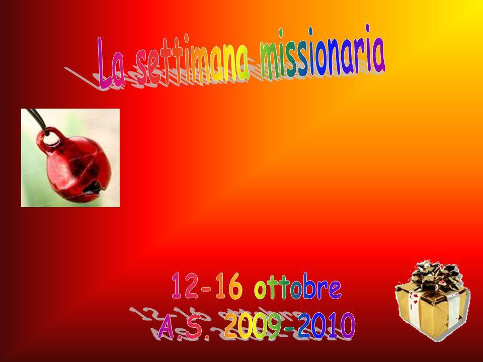 La settimana missionaria