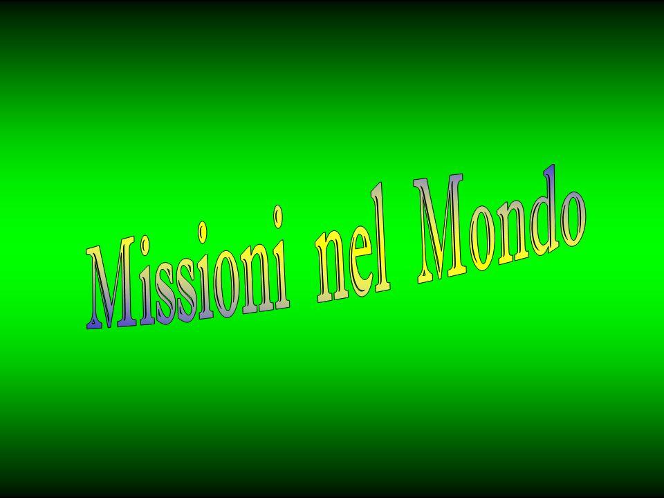 Missioni nel Mondo