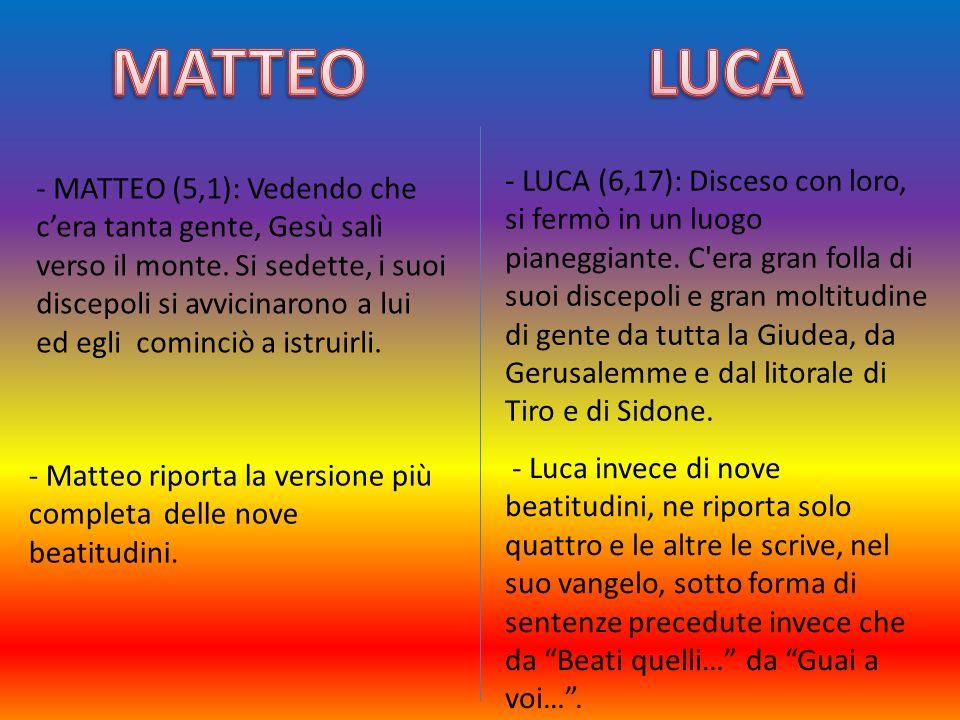 MATTEO LUCA.