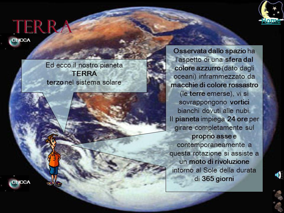Home Terra. CLICCA.