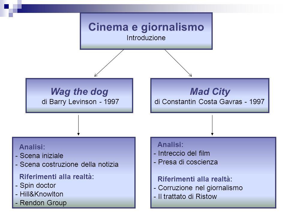Cinema e giornalismo Introduzione