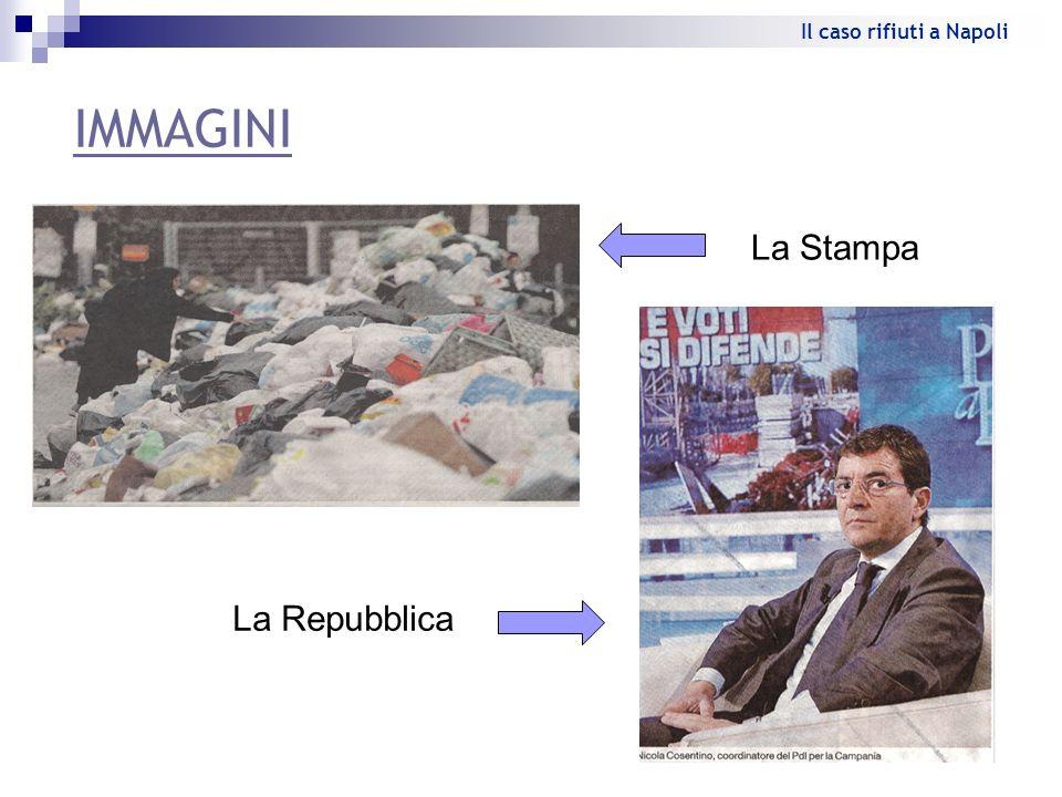 Il caso rifiuti a Napoli