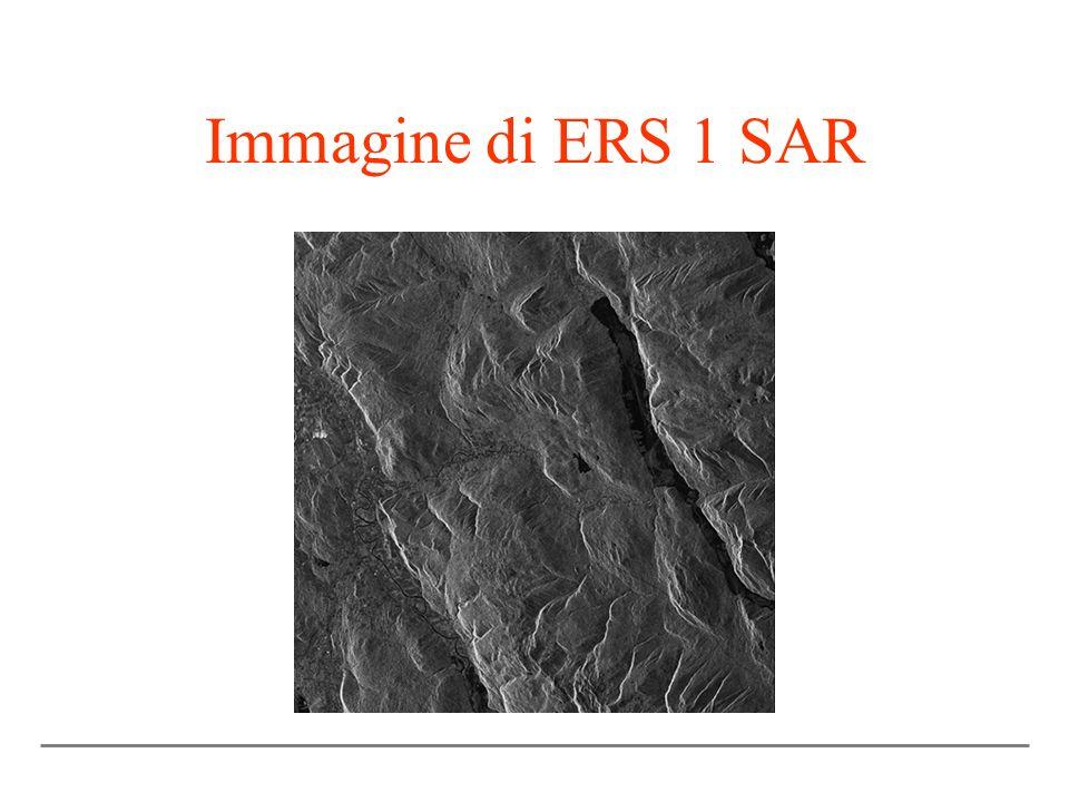 Immagine di ERS 1 SAR