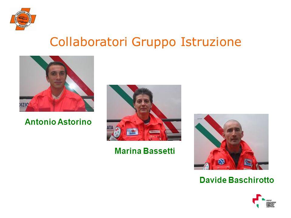 Collaboratori Gruppo Istruzione