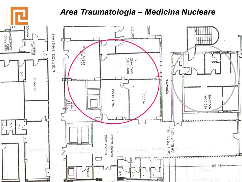 Area Traumatologia – Medicina Nucleare