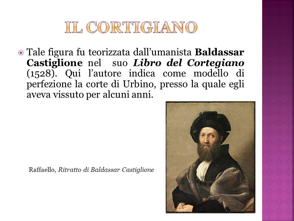 Raffaello, Ritratto di Baldassar Castiglione