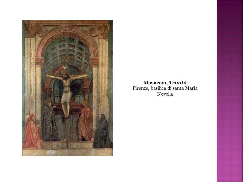 Firenze, basilica di santa Maria Novella