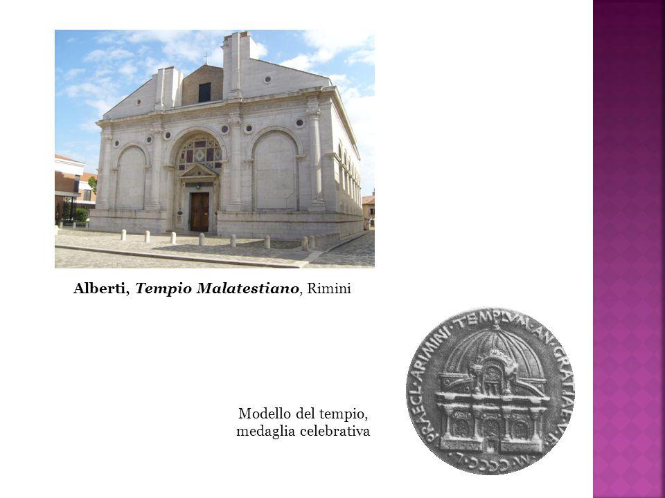 Alberti, Tempio Malatestiano, Rimini