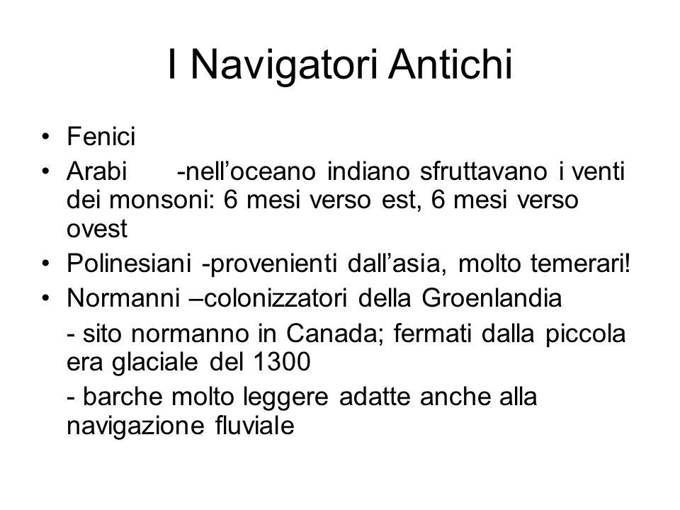 I Navigatori Antichi Fenici