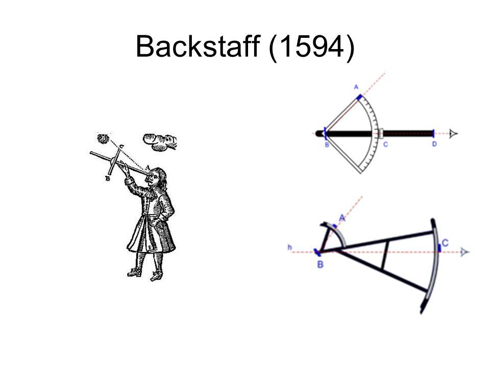 Backstaff (1594)