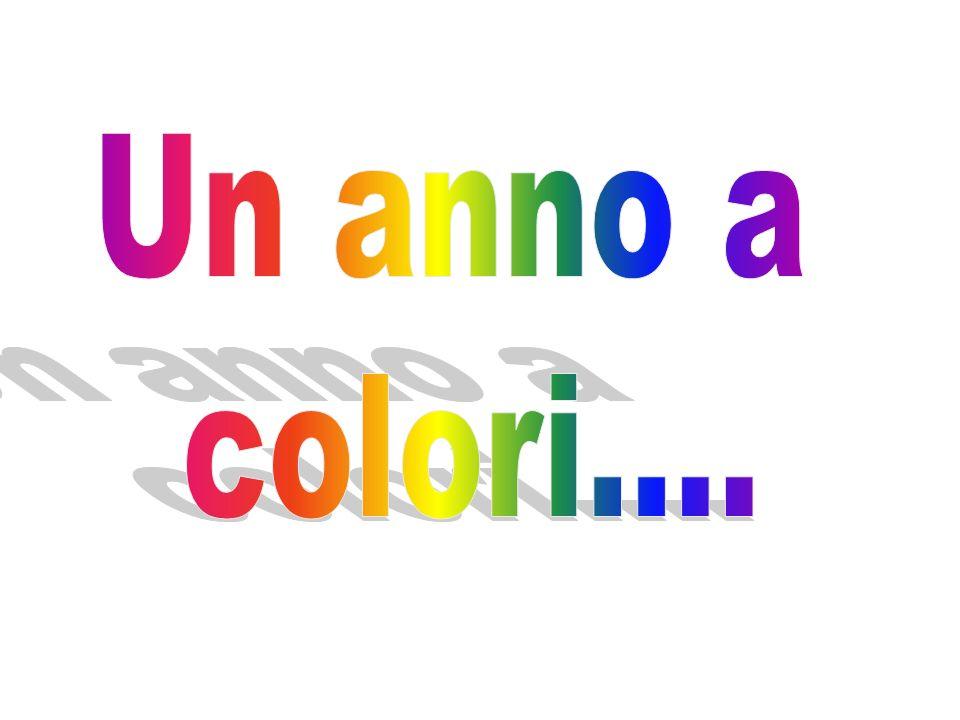 Un anno a colori....