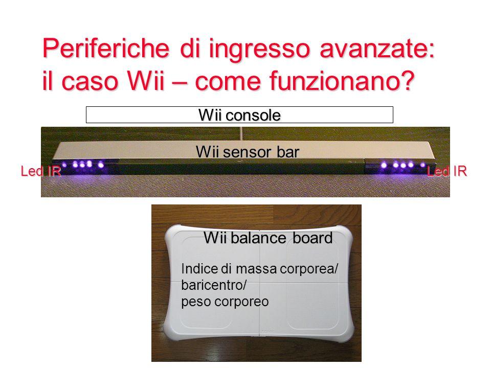 Periferiche di ingresso avanzate: il caso Wii – come funzionano