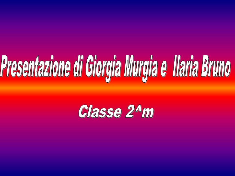 Presentazione di Giorgia Murgia e Ilaria Bruno