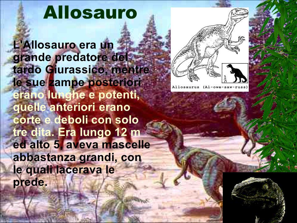 Allosauro