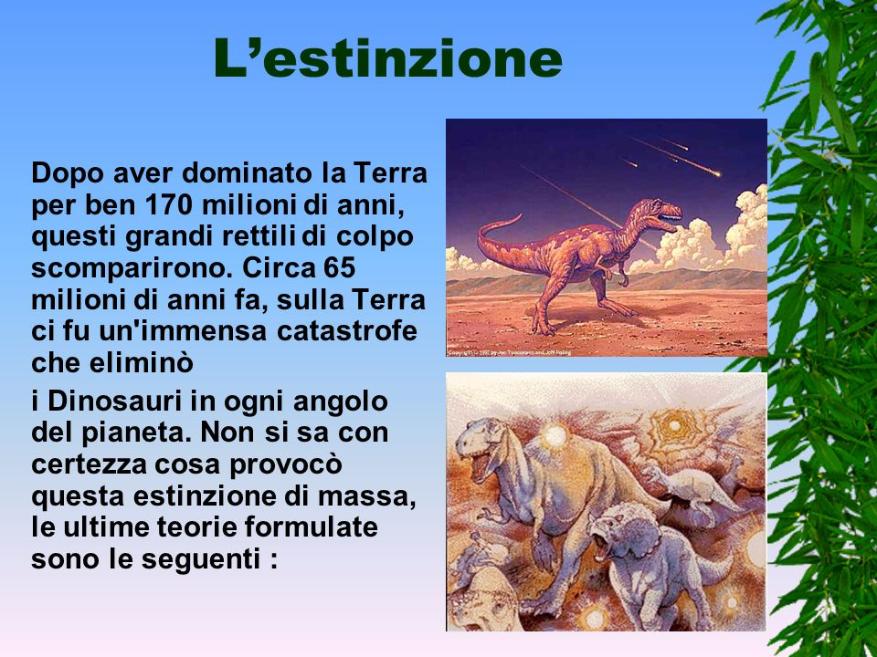Famoso L'evoluzione della vita sulla terra - ppt scaricare JT09