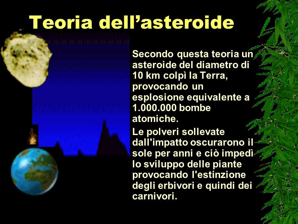 Teoria dell'asteroide