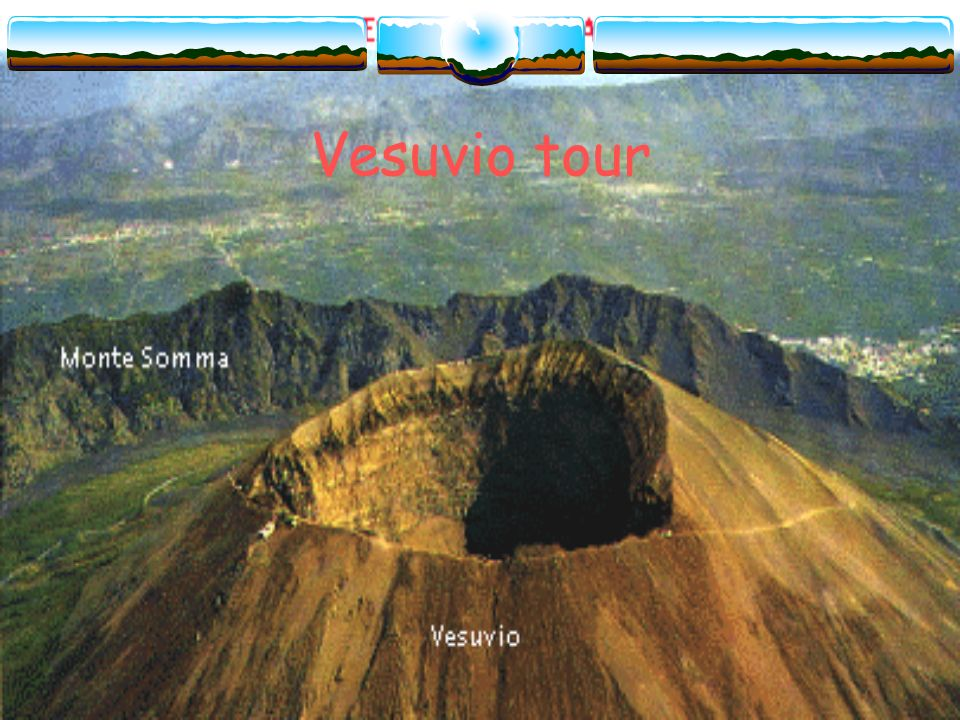Vesuvio tour