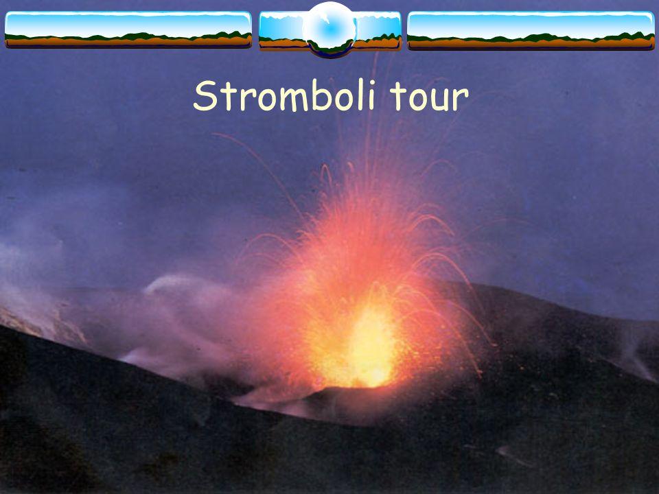Stromboli tour