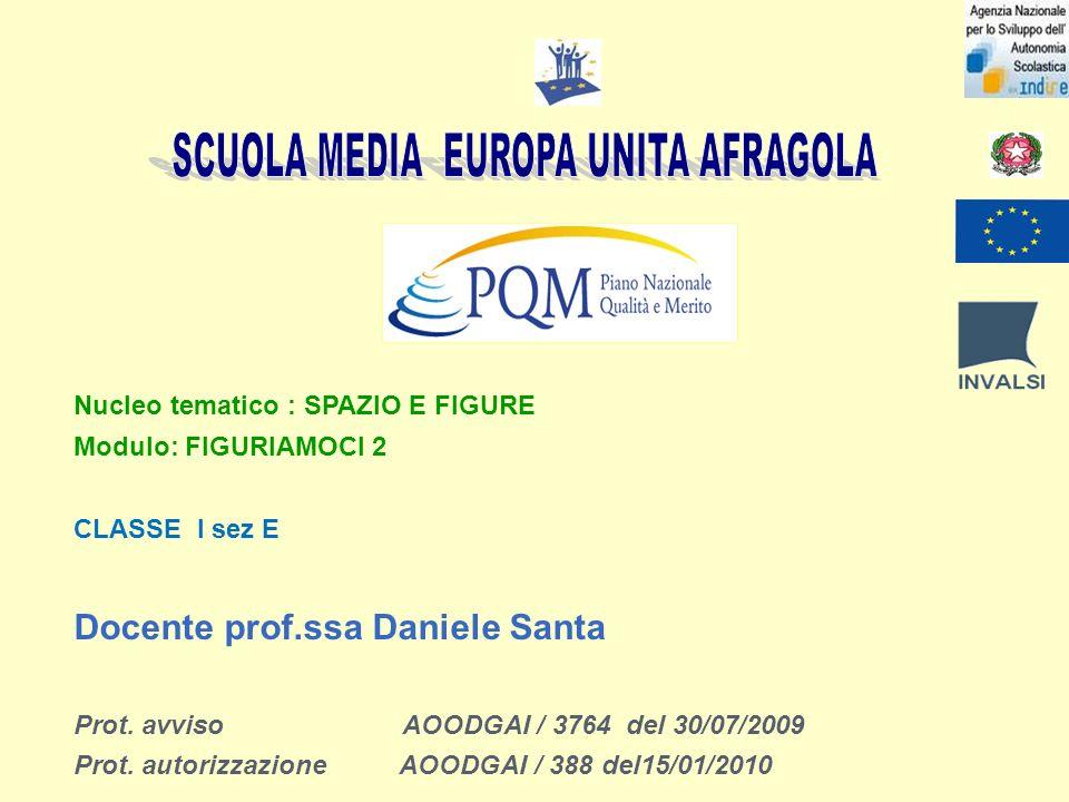 SCUOLA MEDIA EUROPA UNITA AFRAGOLA
