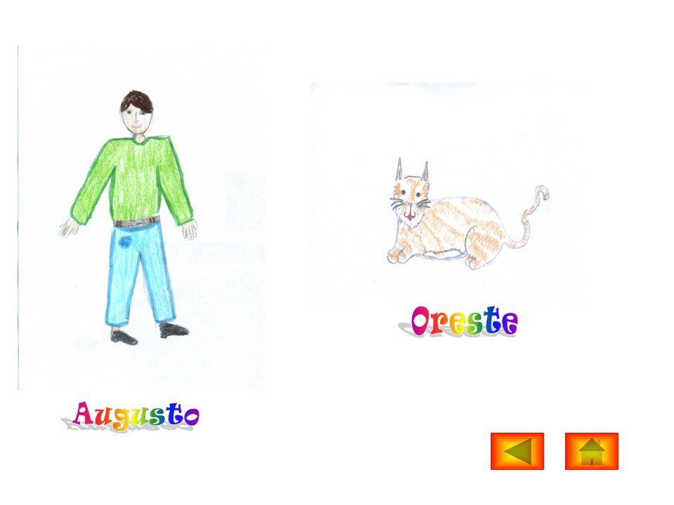Oreste Augusto