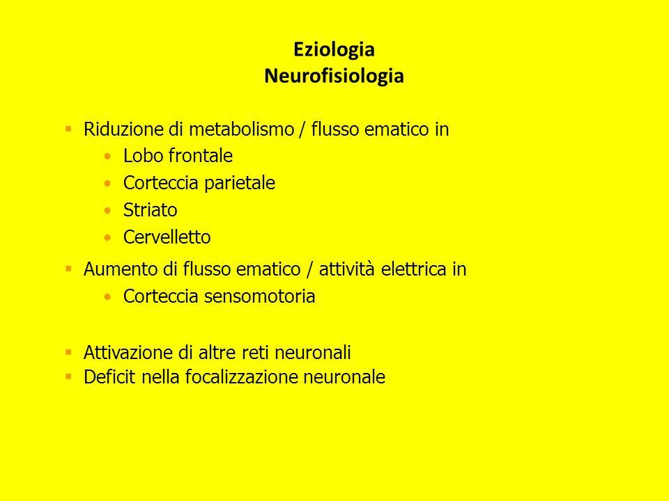 Eziologia Neurofisiologia