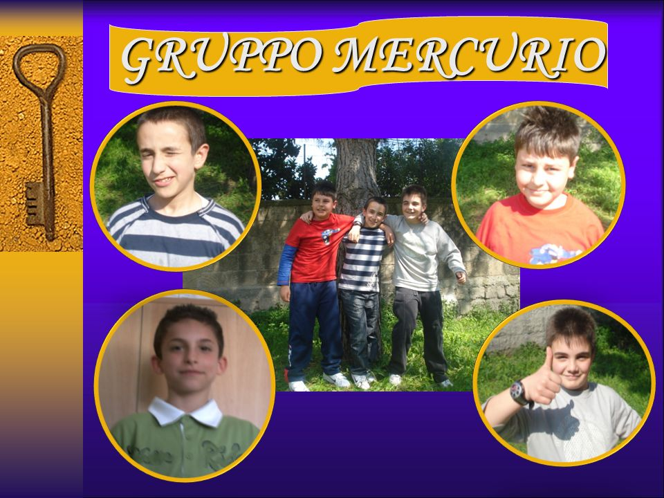 GRUPPO MERCURIO
